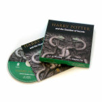 Harry Potter and the Chamber of Secrets : Rejacketed Adult Audio CD Edition - J. K. Rowling