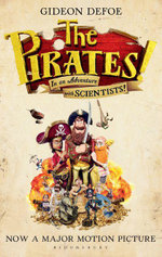 The Pirates! In an Adventure with Scientists! : Film Tie-in - Gideon Defoe