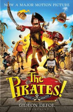 The Pirates! Band of Misfits : Film tie-in Edition - Gideon Defoe