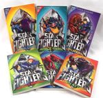 Star Fighters : Books 1-6 : Book Pack - Max Chase