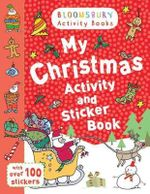 My Christmas Activity and Sticker Book : With over 100 stickers - Supriya Sahai