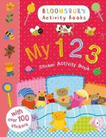 My 123 Sticker Activity Book - Bloomsbury