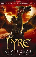 Fyre : Septimus Heap Series: Book 7 - Sage Angie