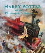 Harry Potter and the Philosopher's Stone : Illustrated Edition - J.K. Rowling
