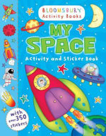 My Space Activity and Sticker Book - Bloomsbury