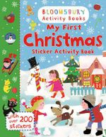 My First Christmas Sticker Activity Book - Bloomsbury