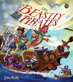The Beastly Pirates - John Kelly