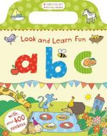 Look and Learn Fun ABC : Alphabet - Bloomsbury Activity