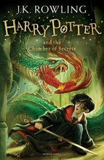Harry Potter and the Chamber of Secrets : Harry Potter Children's Editions Series : Book 2 - J. K. Rowling
