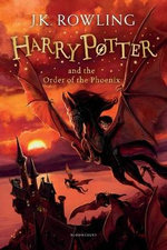 Harry Potter and the Order of the Phoenix : Harry Potter Children's Editions Series : Book 5 - J. K. Rowling