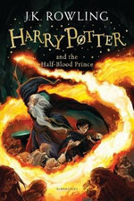 Harry Potter and the Half-Blood Prince : Book : 6 - J. K. Rowling