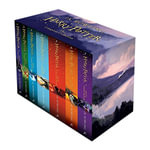 Harry Potter Boxed Set: The Complete Collection (Children's Paperback) : The Harry Potter Children's Editions - J.K. Rowling