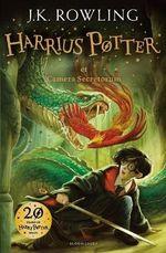 Harry Potter and the Chamber of Secrets (Latin) : Harrius Potter et Camera Secretorum - J. K. Rowling