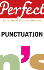 Perfect Punctuation - Stephen Curtis