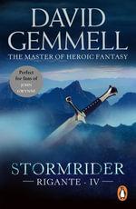 Stormrider : (The Rigante Book 4) - David Gemmell
