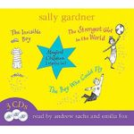 Magical Children : Strongest Girl in the World, The Invisible Boy, The Boy Who Could Fly v. 1 - Sally Gardner