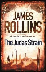 The Judas Strain - James Rollins