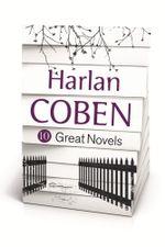 HARLAN COBEN - TEN GREAT NOVELS - Harlan Coben