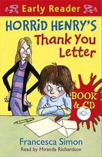 Horrid Henry's Thank You Letter - Francesca Simon