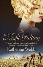 The Night Falling - Katherine Webb