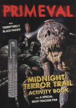 Primeval Midnight Terror Trail Activity Pack