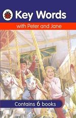 Key Words Box Set with Peter and Jane - Ladybird