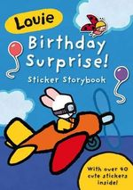 Birthday Surprise! Sticker Book : Birthday Surprise Sticker Book - Ladybird