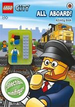 LEGO CITY : All Aboard! : Activity Book with LEGO Minifigure