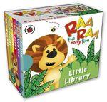 Raa Raa The Noisy Lion : Little Library - Ladybird