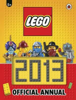 LEGO : Official Annual 2013 - Ladybird