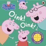 Oink! Oink! : Peppa Pig Sound Book - Ladybird