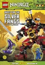 Lego Ninjago : Quest for the Silver Fangs Activity Book : Over 270 Stickers - Ladybird