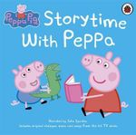 Peppa Pig : Storytime with Peppa - Ladybird