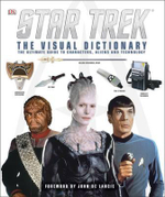 Star Trek the Visual Dictionary - Dorling Kindersley
