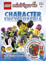 LEGO Minifigures Character Encyclopedia - Dorling Kindersley