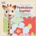 Sophie La Girafe : Peekaboo Sophie! - Dorling Kindersley