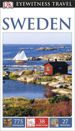 DK Eyewitness Travel Guide : Sweden - Dorling Kindersley