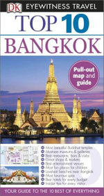 DK Eyewitness Top 10 Travel Guide : Bangkok - Ron Emmons