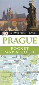 DK Eyewitness Pocket Map and Guide : Prague : DK Eyewitness Pocket Map and Guide - Dorling Kindersley
