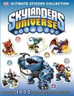 Skylanders Universe Ultimate Sticker Collection - Dorling Kindersley