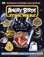 Angry Birds Star Wars  : Ultimate Sticker Collection - Dorling Kindersley