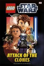 LEGO Star Wars Attack of the Clones : Cambridge English Readers : Level 2 [With CD (Audi... - Dorling Kindersley