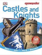 Castles and Knights DK Eyewonder : Includes fun activities & stickers! - DK