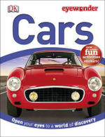 Cars DK Eyewonder : Includes fun activities & stickers! - Dorling Kindersley