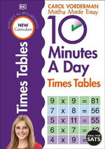 10 Minutes A Day Times Tables - Carol Vorderman