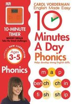 10 Minutes a Day Phonics KS1 - Carol Vorderman