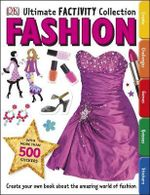 DK Ultimate Factivity Collection : Fashion : Packed with stylish action and fun facts - Dorling Kindersley