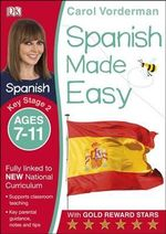 Spanish Made Easy - Carol Vorderman
