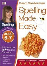 Spelling Made Easy Year 2 : Year 2 - Carol Vorderman