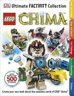 LEGO Legends of Chima Ultimate Factivity Collection : Create your own book about the awesome world of LEGO Chima - Dorling Kindersley